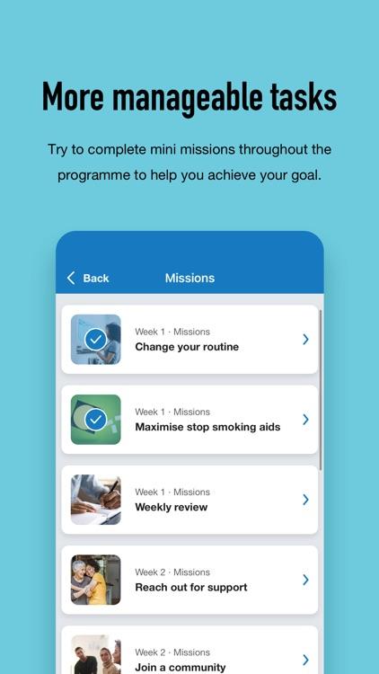 NHS Quit Smoking screenshot-5