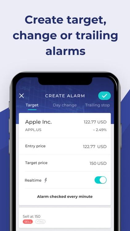 Stock Alert: Market tracker screenshot-3