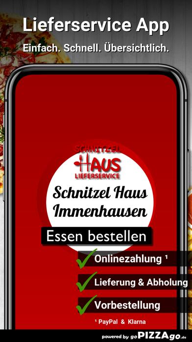 Schnitzel Haus Immenhausen screenshot 1