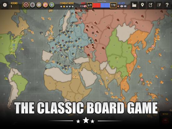 Axis & Allies 1942 Online screenshot 1