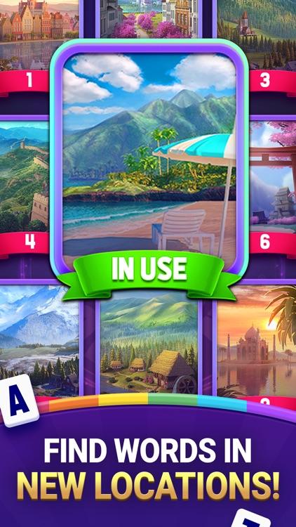 Wheel of Fortune Crossword Fun screenshot-4