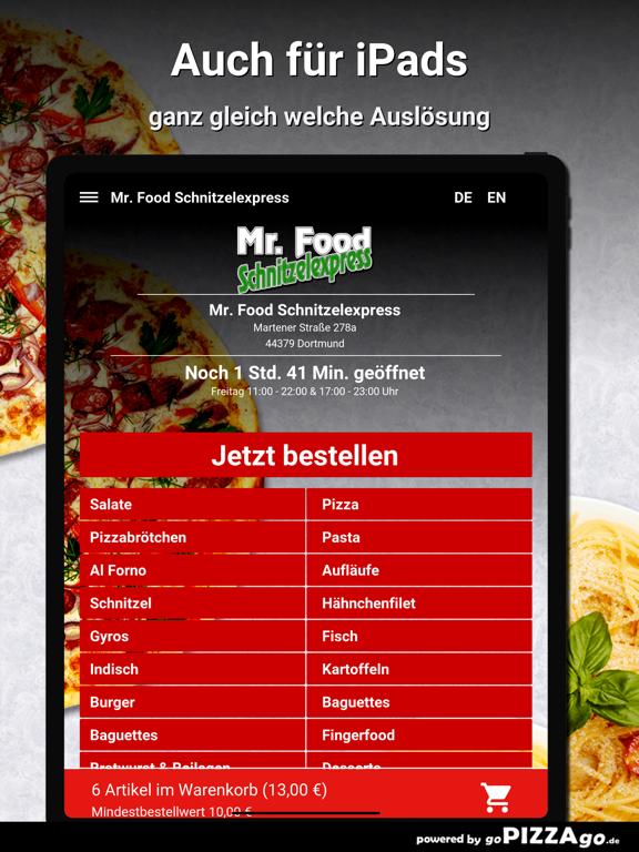 Mr. Food Dortmund screenshot 7