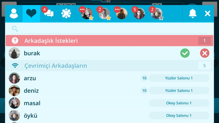 101 Yüzbir Okey screenshot-5