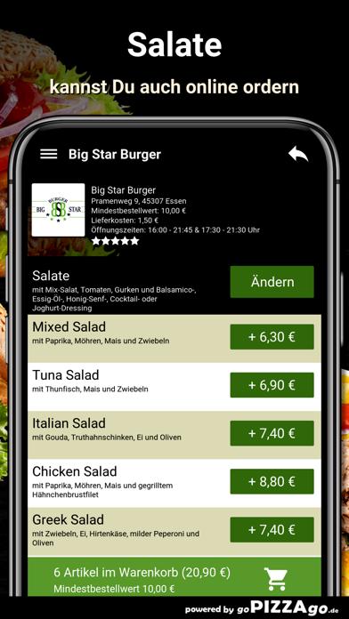 Big Star Burger Essen screenshot 5