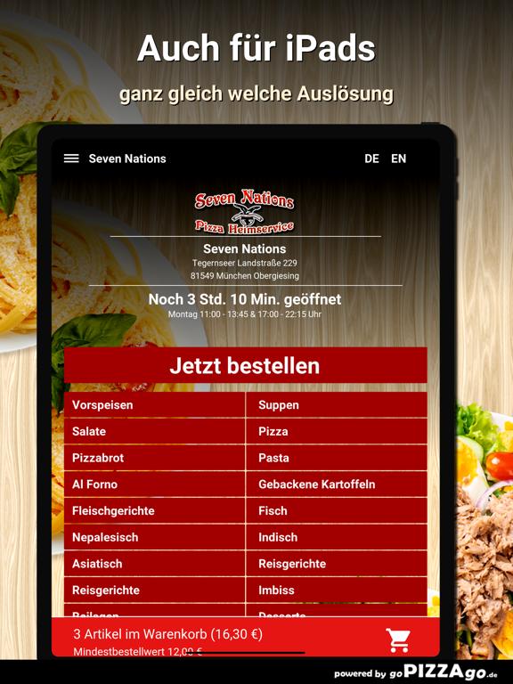 7 Nations München Obergiesing screenshot 8