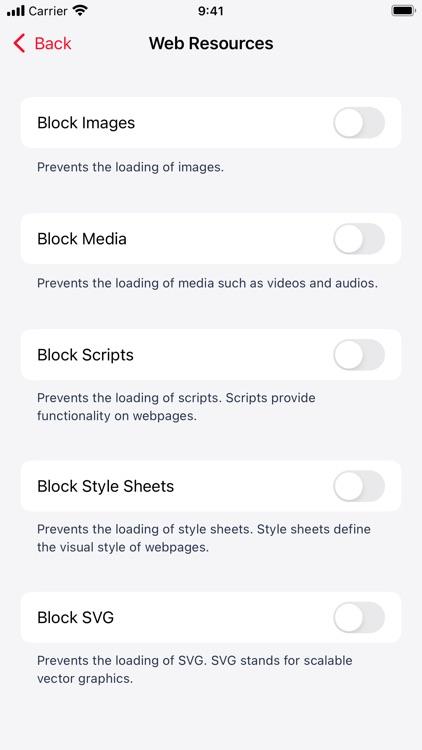 Roadblock - Content Blocker screenshot-4