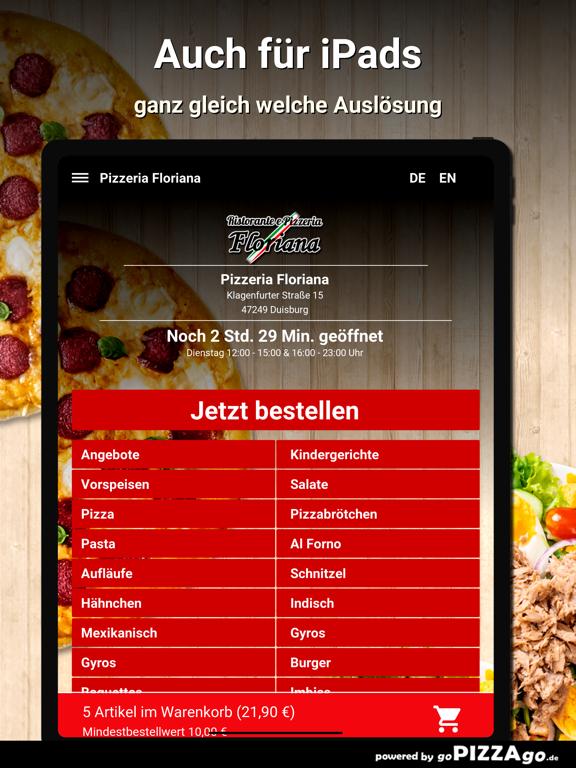 Pizzeria Floriana Duisburg screenshot 7