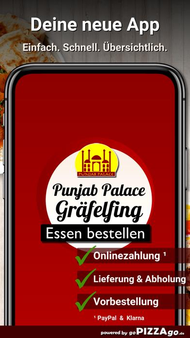 Punjab-Palace Gräfelfing screenshot 1