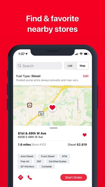 QuikTrip: Coupons, Fuel, Food screenshot-4