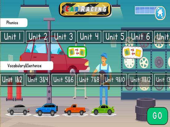 Phonics Orange Level screenshot 12