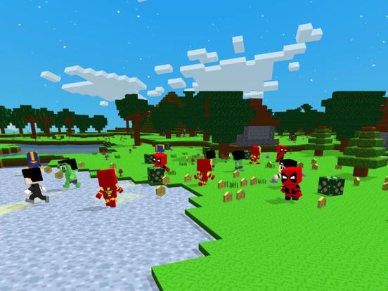 Block Craft World: Craft.io screenshot 10