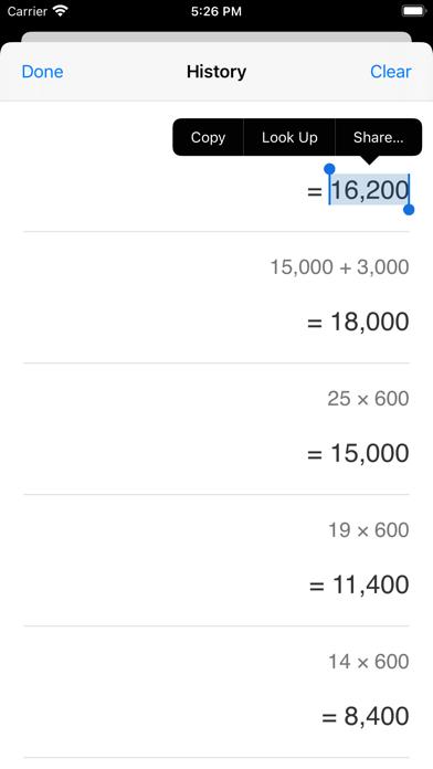Simple Calculator (Ad-free) Screenshots