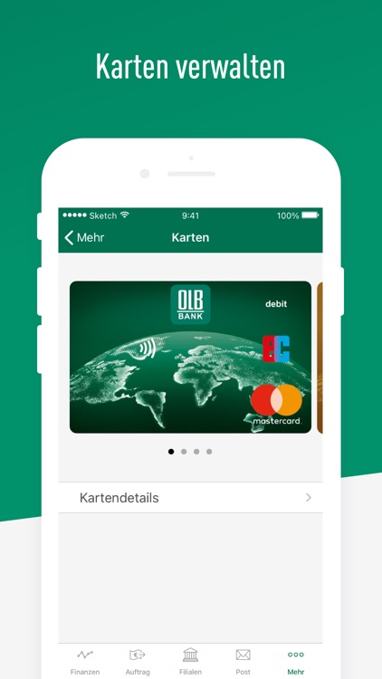 OLB Banking screenshot-3