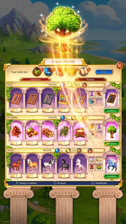 Emperor of Mahjong:Tile Match screenshot-4