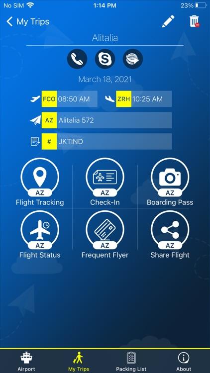 Dubai Airport (DXB) Info screenshot-3
