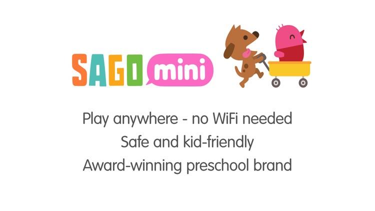 Sago Mini Dinosaurs screenshot-5