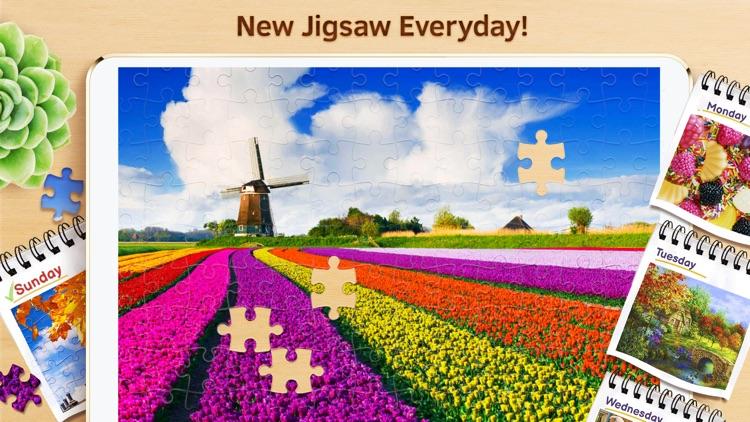 Best Jigsaw Puzzles HD screenshot-8