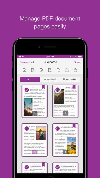 Foxit PDF Editor Intune screenshot-4