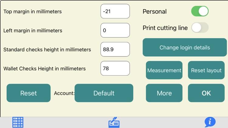 Check Printer Plus screenshot-7