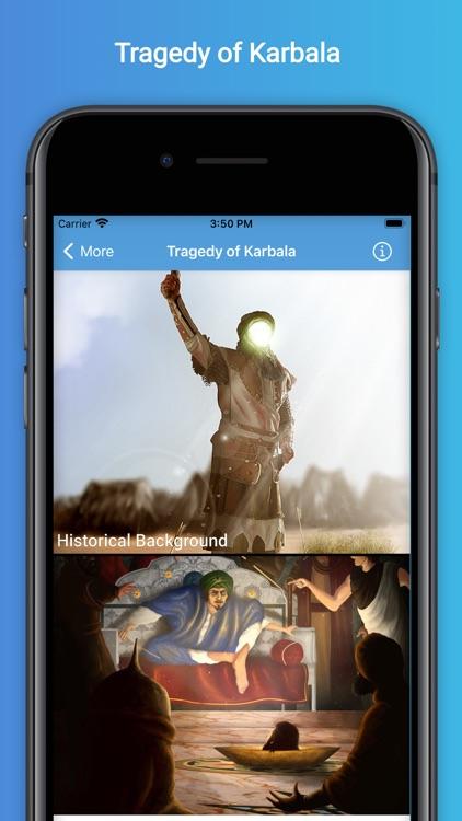 Shia+: Adhan, Calendar, Qibla screenshot-6