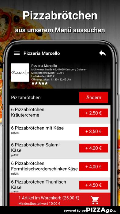 Marcello Duisburg Duissern screenshot 5