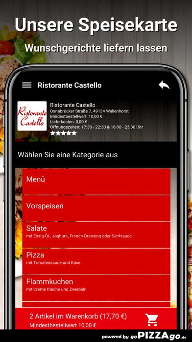 Castello Wallenhorst screenshot 2