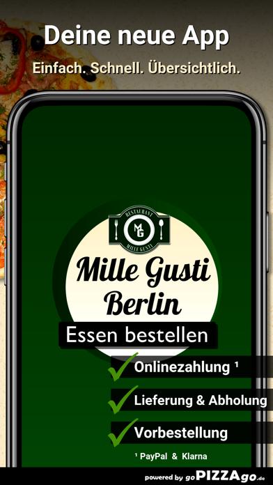 Mille Gusti Berlin screenshot 1
