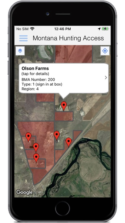 Montana Hunting Access 2021 screenshot-5