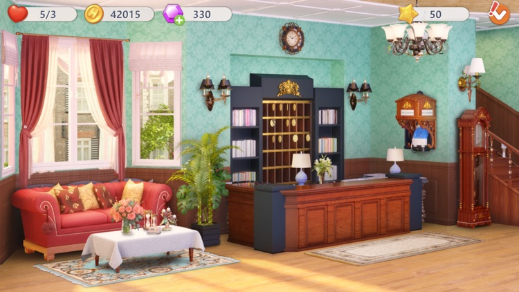 Hotel Frenzy: Design Makeover screenshot-6