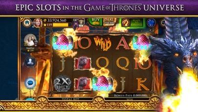 Game of Thrones Slots Casinoのおすすめ画像1