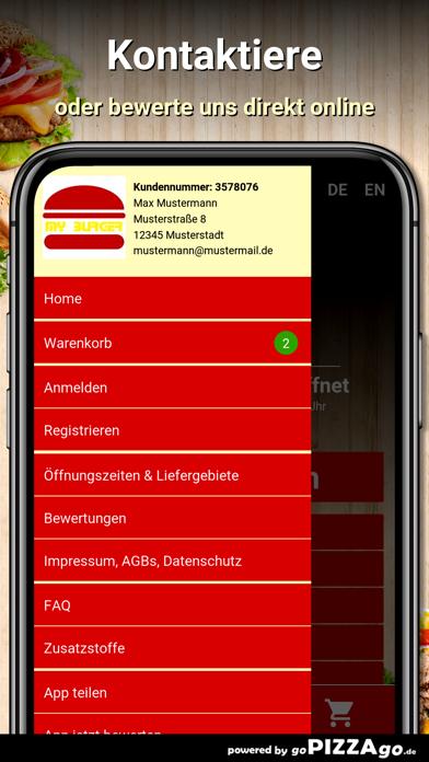 My Burger Düsseldorf screenshot 3