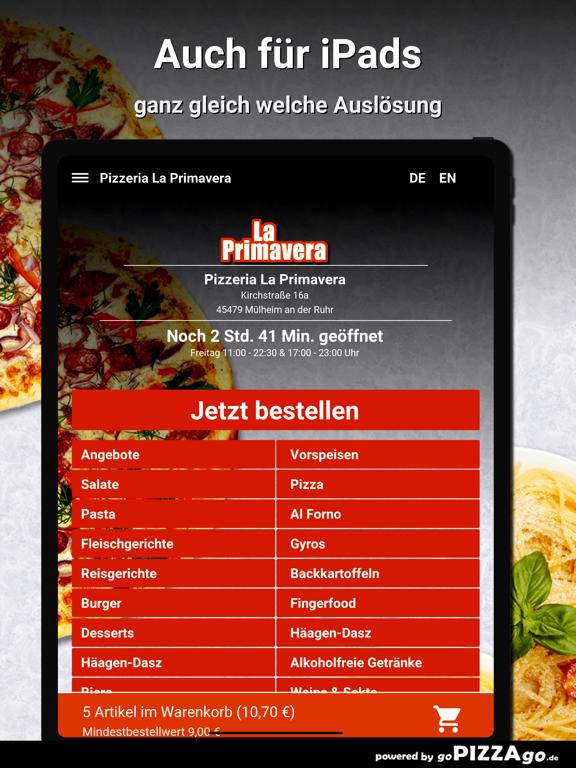 Primavera Mülheim an der Ruhr screenshot 7