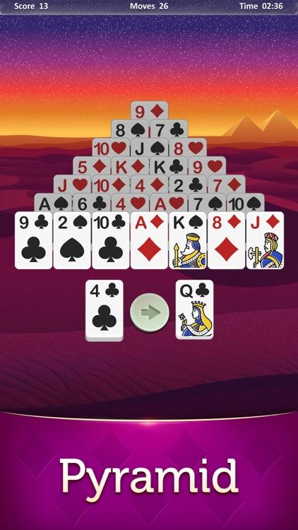 Magic Solitaire: Card Games screenshot-5