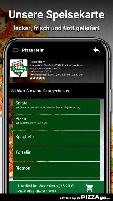Pizza Heim Frankfurt am Main screenshot 4