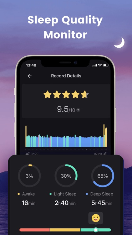 Sleep Monitor: Sleep Tracker screenshot-3