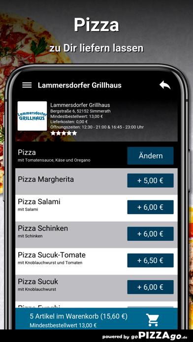 Grillhaus Simmerath screenshot 5