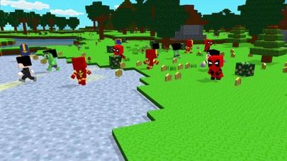 Block Craft World: Craft.io screenshot 4