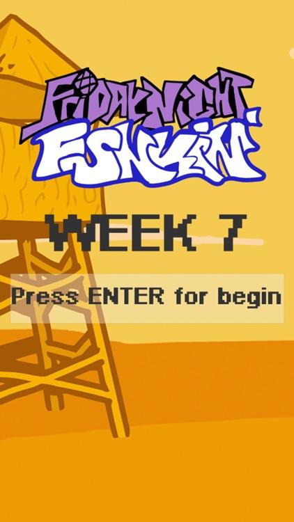 TANK-MAN FNF : Week7