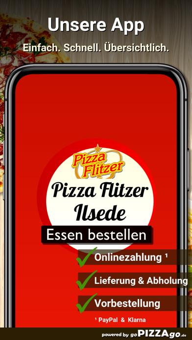 Pizza Flitzer Ilsede screenshot 1