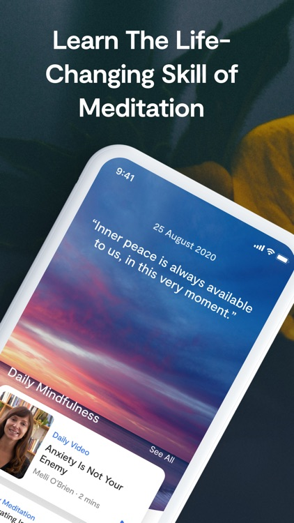 Mindfulness.com Meditation App