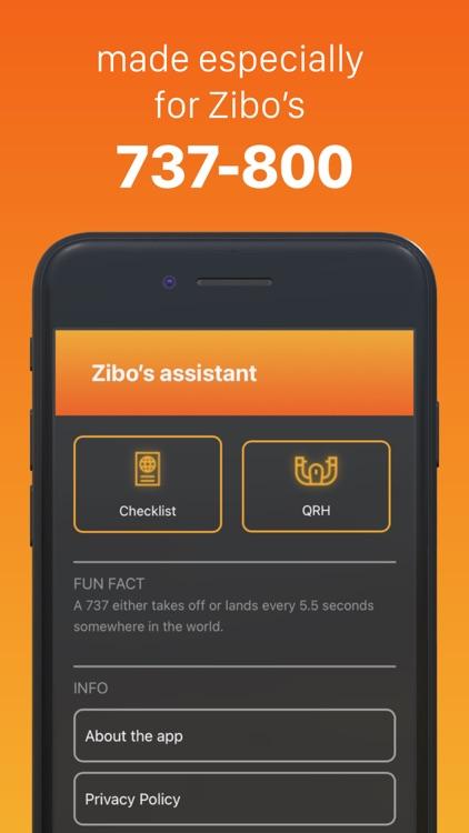 Zibo's Assistant