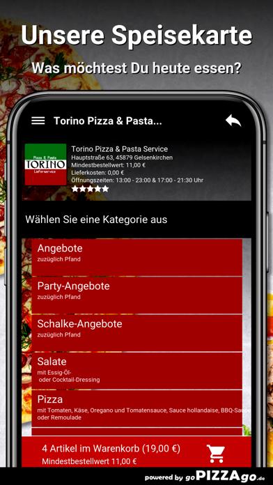 Torino Gelsenkirchen screenshot 4