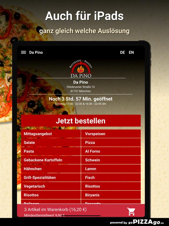 Da Pino München screenshot 7