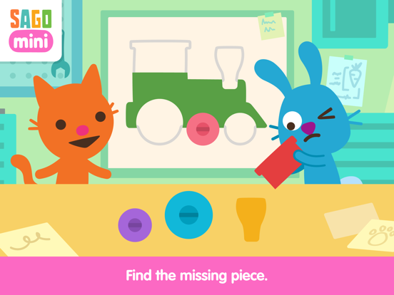 Sago Mini Apartment Adventure screenshot 13