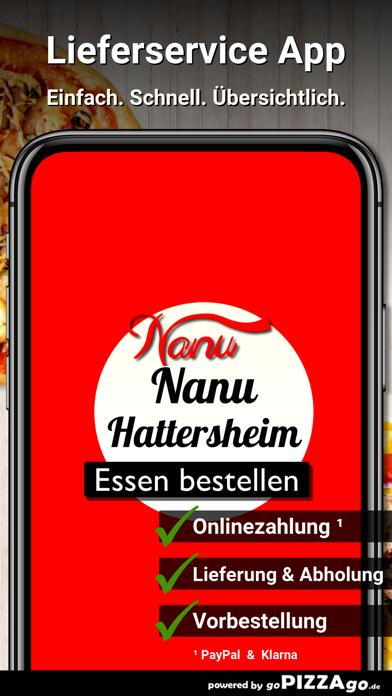 Bistrorante Nanu Hattersheim screenshot 1