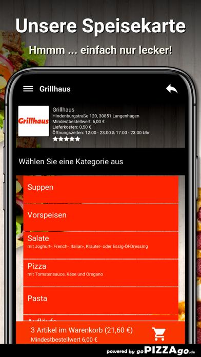 Grillhaus Langenhagen screenshot 4