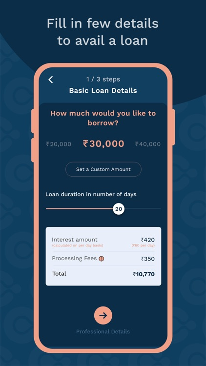 Creditt - Instant Loan Online screenshot-3