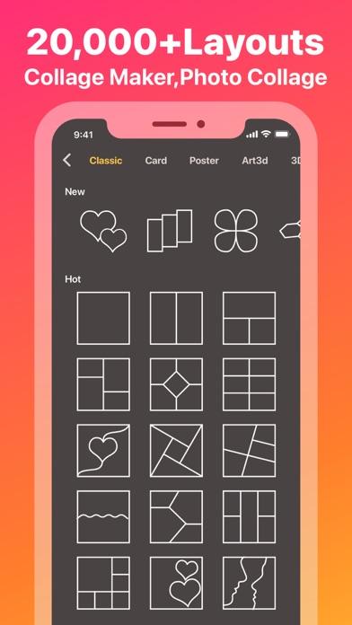 Collage Maker ◇ ScreenShot1