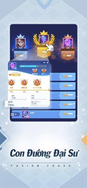 Fusion Crush: Hero Orbs