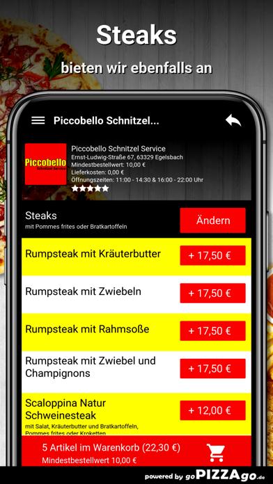 Piccobello Egelsbach screenshot 6